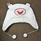 Cute ! Adventure Time Finn&Jack Finn Soft Plush Doll Cap Hat Cosplay Great Gift