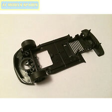 W10346 Scalextric Spare Underpan & Front Axle (Black Wheels) for Corvette C6R
