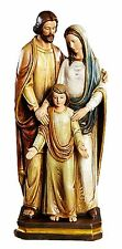 Holy Family12 Inch Figurine (WC003) NEW IN BOX