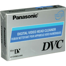 1 Panasonic Mini DV video head cleaner tape for PV GS32 GS35 GS39 GS400 GS500