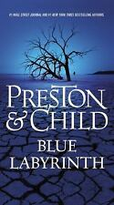 Blue Labyrinth by Douglas Preston and Lincoln Child (2015, Paperback