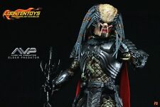Hot Toys 1/6 MMS325 – AVP: Elder Predator 2.0 IN STOCK