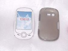 Samsung GT-C3510 Silicone Shell - Clear