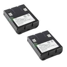 2 Phone Battery for Vtech 80-3328-00-03 80-4032-00-00