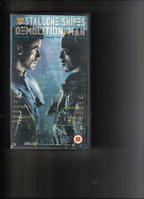 stallone demolition man video