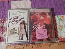 Dirty Dancing Soundtrack + More Dirty Dancing (Cassette) LOT of 2 *NEW* SEALED