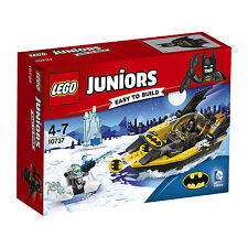 Lager1 N1 ) LEGO Juniors DC Comics (10737) Super Heroes  Batmann vs. Mr. Freeze