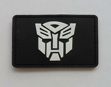 Hot Transformers PVC RUBBER VELCRO PATCH  SJK   10