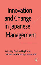 Innovation and Change in Japanese Management, , Very Good Book