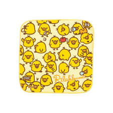 San-X Kiiroitori Yellow Chick Mini Towel / Face Towel (CM51203) 18c