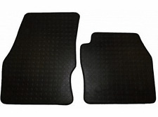 New Ford Transit Connect (2014 +) Fully Tailored Rubber Mat Set Heavy Duty Mats