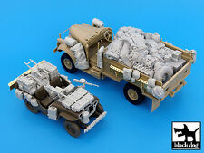 Black Dog 1/35 British SAS/LRDG Jeep & Chevrolet N.Africa '42 Accessories T35016