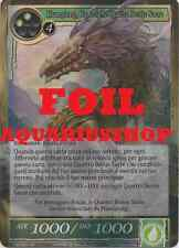 Force of Will Huanglong Capo delle Quattro Bestie Sacre TMS-057 ITA FOW FOIL Sup