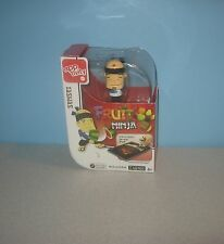 New Fruit Ninja Sensei Figure Brand Works With HD Game Apptivity Mattel