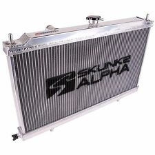 Skunk2 349-05-1500 Alpha Series Aluminum Radiator with Cap 88-91 Civic CRX EF