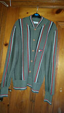 LADIES LOVELY VINTAGE RETRO GRAZIA CARDIGAN MADE IN ITALY SIZE 12-14 ?