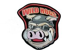 WILD HOGS BIKER ANARCHY PATCH XXL 12 x 12 Inches