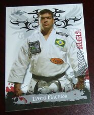 Lyoto Machida 2010 Leaf MMA UFC Trading Card #20 The Dragon 157 98 129 104 84 94