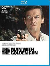 007 The Man with the Golden Gun NEW Blu-ray disc/case/cover only- no digital