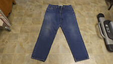 ROUTE 66 Relaxed Classic 5 Pocket Cotton Jeans  34X29 Women's 14 A  #3545
