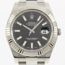 Authentic ROLEX 116334 Datejust II SSxWG Automatic  #260-001-247-6848
