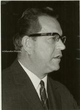 Orig.Photo Alois Indra, tschechoslowak. Politiker 1971