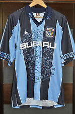 COVENTRY CITY ENGLAND 1997/1998 HOME FOOTBALL SHIRT JERSEY RARE VINTAGE