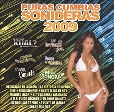 Various Artists-Puras Cumbias Sonideras 2009 CD NEW
