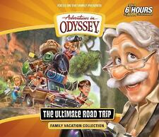 Adventures in Odyssey: The Ultimate Road Trip by Focus on the Family (2016, CD)