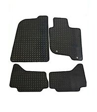 SKODA OCTAVIA SCOUT 2007 ONWARDS TAILORED RUBBER CAR MATS