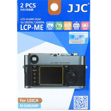 JJC LCP-ME LCD Guard Film Camera Screen Display Protector for LEICA M-E M9 M9P