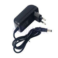 Adattatore alimentazione AC100-240V UE 2A 12V 5.5 * 2,1mm Jack per CCTV DB