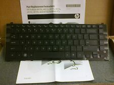 536410-001 NEW HP Probook 4410 US Keyboard + Instructions