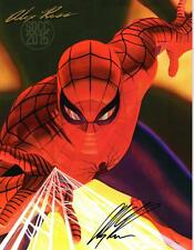 ALEX ROSS 2015 SDCC SKETCHBOOK / SIGNED LIMITED EDITION - SPIDER-MAN