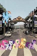 SDCC 2013 My Little Pony Friendship Is Magic #9 Exclusive Cover Comic Ponyville