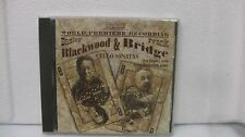EASLEY BLACKWOOD & BRIDGE CELLO SONATAS  1992                              CD409