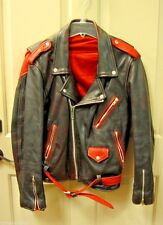 Rare Marky Ramone Autographed Signed Leather Jacket Rock n Roll History