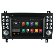 Android 4.4 Auto Radio DVD GPS Satnav For Mercedes Benz SLK W-171 SLK280 SLK350