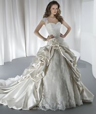 Demetrios Wedding gown. Sposabella Sytle 4314