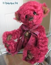 Charlie Bears PERNICKETY - New Isabelle Collection Mohair Bear