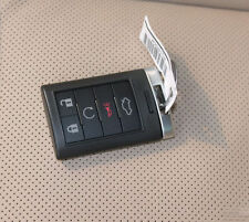 Replacement Key Shell fit for CADILLAC SRX Smart Remote Key Case 5 BTN No Chip