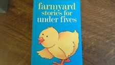 Farmyard Stories for under fives by Joan Stimson (Hardback, 1998)free p&p
