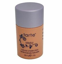 Tarte Natural Cheek Stain Blush Blissful 1oz./ 28.4g. New! Sealed!