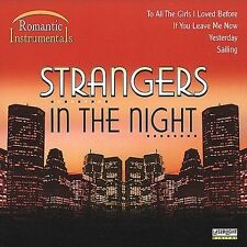 Various Artists Strangers in the Night CD
