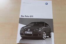 82973) VW Polo 9N GTi - Preise & Extras - Prospekt 01/2007