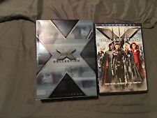 XMEN 1, 2 & THE LAST STAND, DVD, 3 MOVIES, 5-DISC SET, GREAT SHAPE