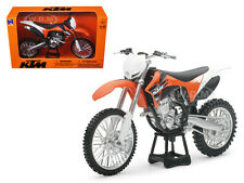 2011 KTM 350 SX-F ORANGE MOTORCYCLE MODEL 1/12 BY NEW RAY 44093
