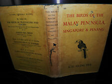 The Birds of the Malay Peninsula, Singapore and Penang. 1955 hardback