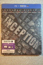 Inception Steelbook Bluray French Edition With English Language New & Sealed
