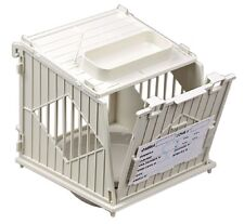 4Pcs Canary Bird Cage Nest Nesting Plastic Basket ONLY For Canary
